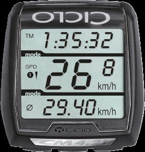 Ciclosport CM 4.21 - Kerékpáros óra