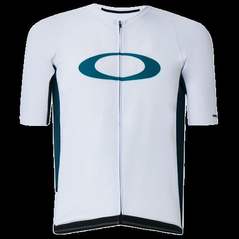 Oakley Icon Jersey 2.0 White - Kerékpáros mez