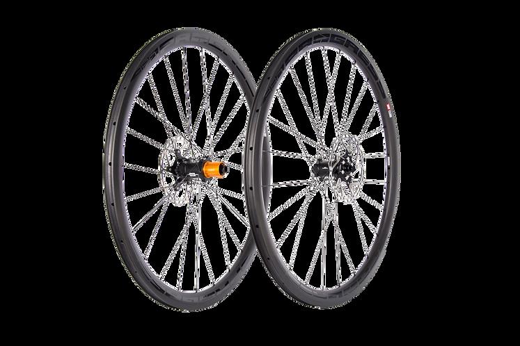 Progress Air disc wheelset - Kerékszett