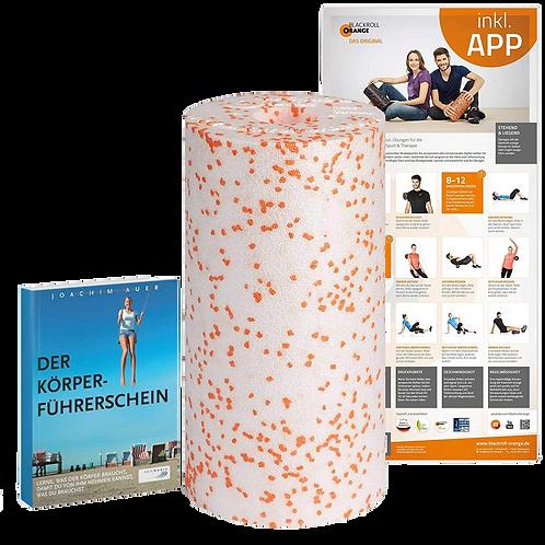 blackroll-orange® MED massage roller 30 cm - Masszázshenger