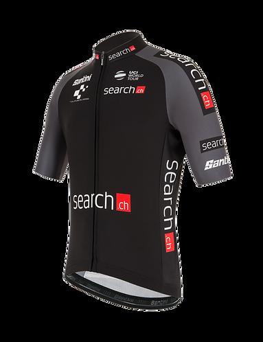 TOUR DE SUISSE 2019 - BLACK JERSEY - Kerékpáros mez
