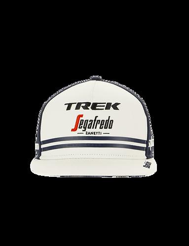Santini TREK-SEGAFREDO 2020 - TRUCKER CAP - Kerékpáros Sapka