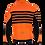 Thumbnail: Santini SVOLTA - JACKET ORANGE - Kerékpáros kabát