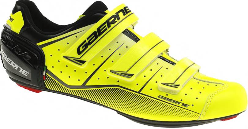 Gaerne Record Yellow shoes - országuti cipő