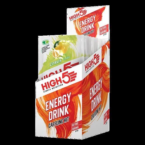 High5 2:1 Energy Drink Caffeine HIT Citrus 12x47g