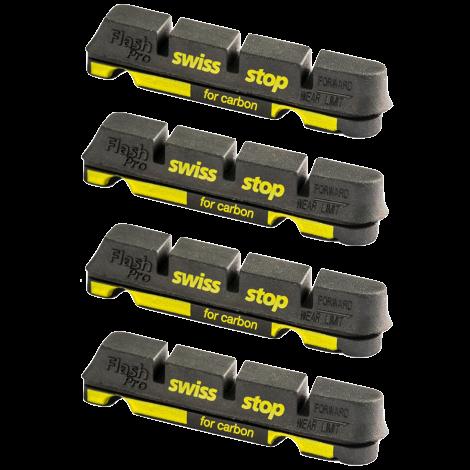 DT Swiss FlashPro Black Prince Brake Pads/Carbon Rims -fékpofa szett