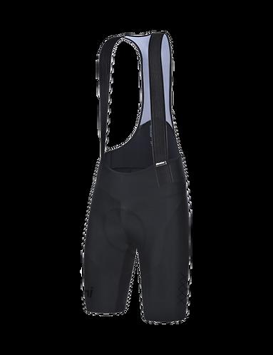 Santini REDUX 2019 - BIB SHORTS BLACK - Kerékpáros nadrág