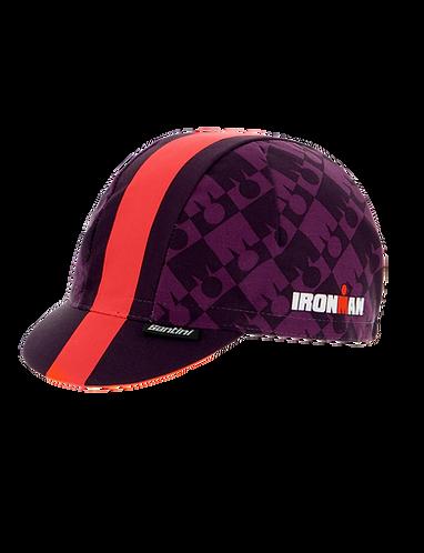 Santini Ironman DEA 2019 - COTTON CAP - Kerékpáros sapka