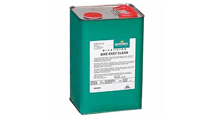 Motorex EASY CLEAN lánctisztító folyadék 5 liter