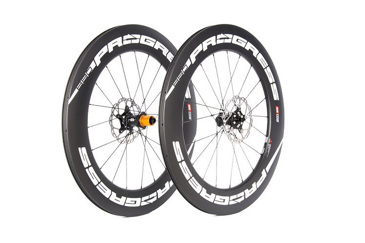 Progress Space Disc wheelset - Kerékszett