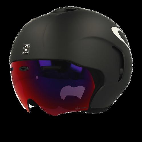 Oakley Aro7 Time trial / Traithlon helmet black - Sisak