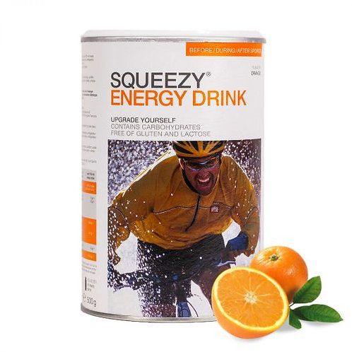 Squeezy Energy Drink Sportital 500G