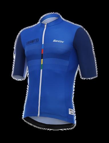 UCI La Dama Bianca Short sleeve jersey - UCI Rövid ujjú mez