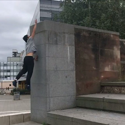 Parkour in Coventry