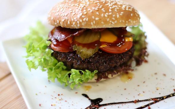 Burger Western Style