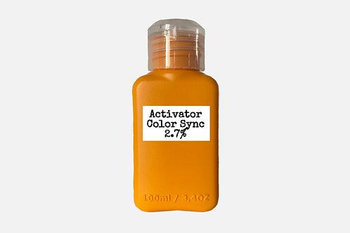 Активатор 2,7% для красителя MATRIX COLOR SYNC (100 мл)
