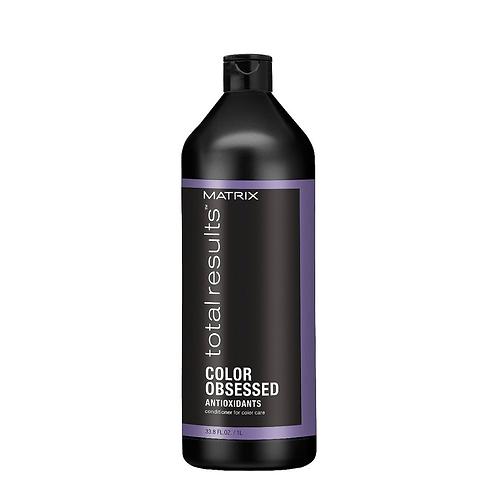 MATRIX Color Obsessed Кондиционер для защиты цвета волос, 1000мл