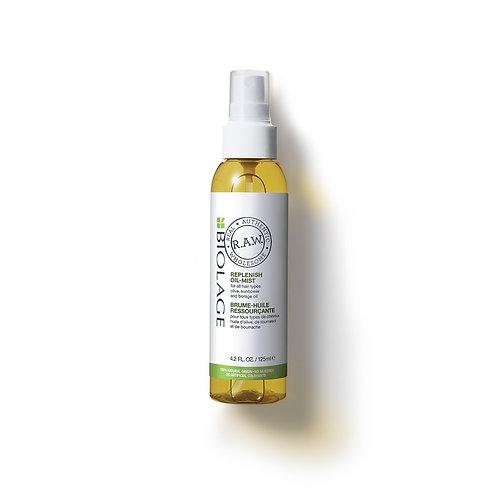 BIOLAGE R.A.W. Replenish Oil-Mist Масло-вуаль для восстановления волос