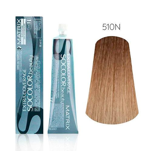Натуральный ряд для седых волос красителя MATRIX SOCOLOR Extra-coverage