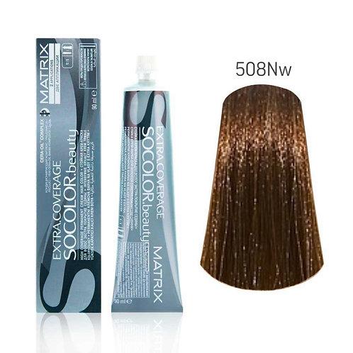 Нейтрально-теплый ряд для седых волос красителя MATRIX SOCOLOR Extra-coverage