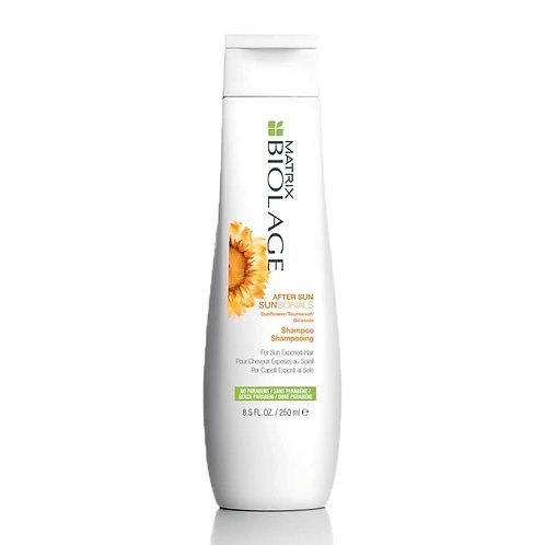 BIOLAGE Sunsorials Солнцезащитный шампунь для волос