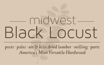 Midwest Black Locust