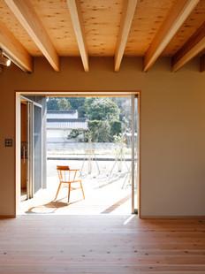 出西の家/House in Shussai