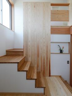 松寄下の家/House in Matuyori