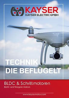 BLDC & Schrittmotoren