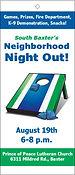 Neighborhood Night Out!