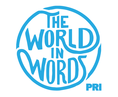 PRI The World in Words logo