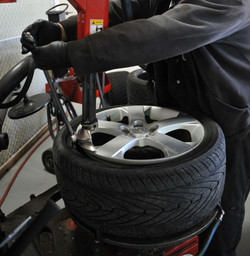 Tire Balance/Rotation