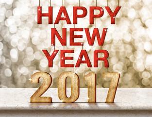 Bonne année 2017 (calendrier 2ème partie d'année)