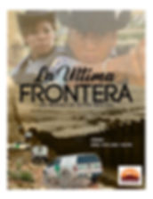 2LA ULTIMA FRONTERA FLYER WITH MECA LOGO