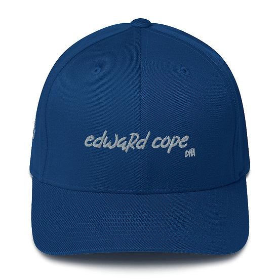 Edward Cope Structured Twill Cap (Grey)