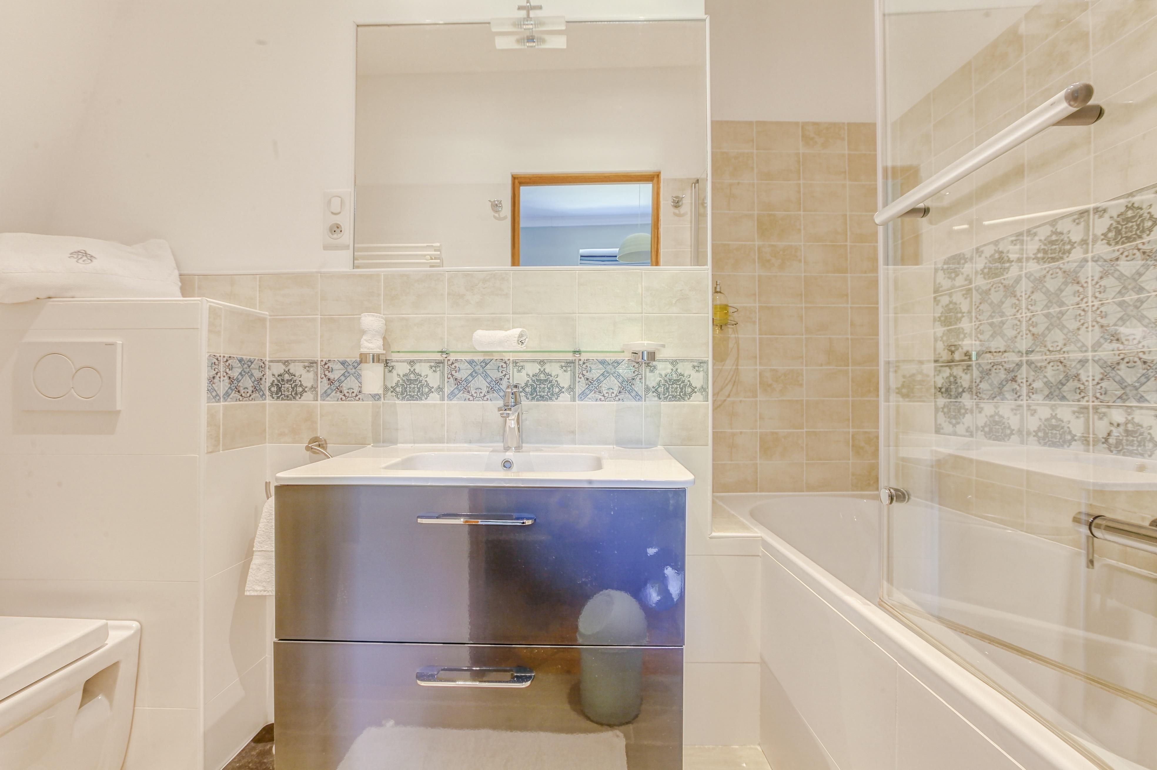 Salle de bain Gerberoy