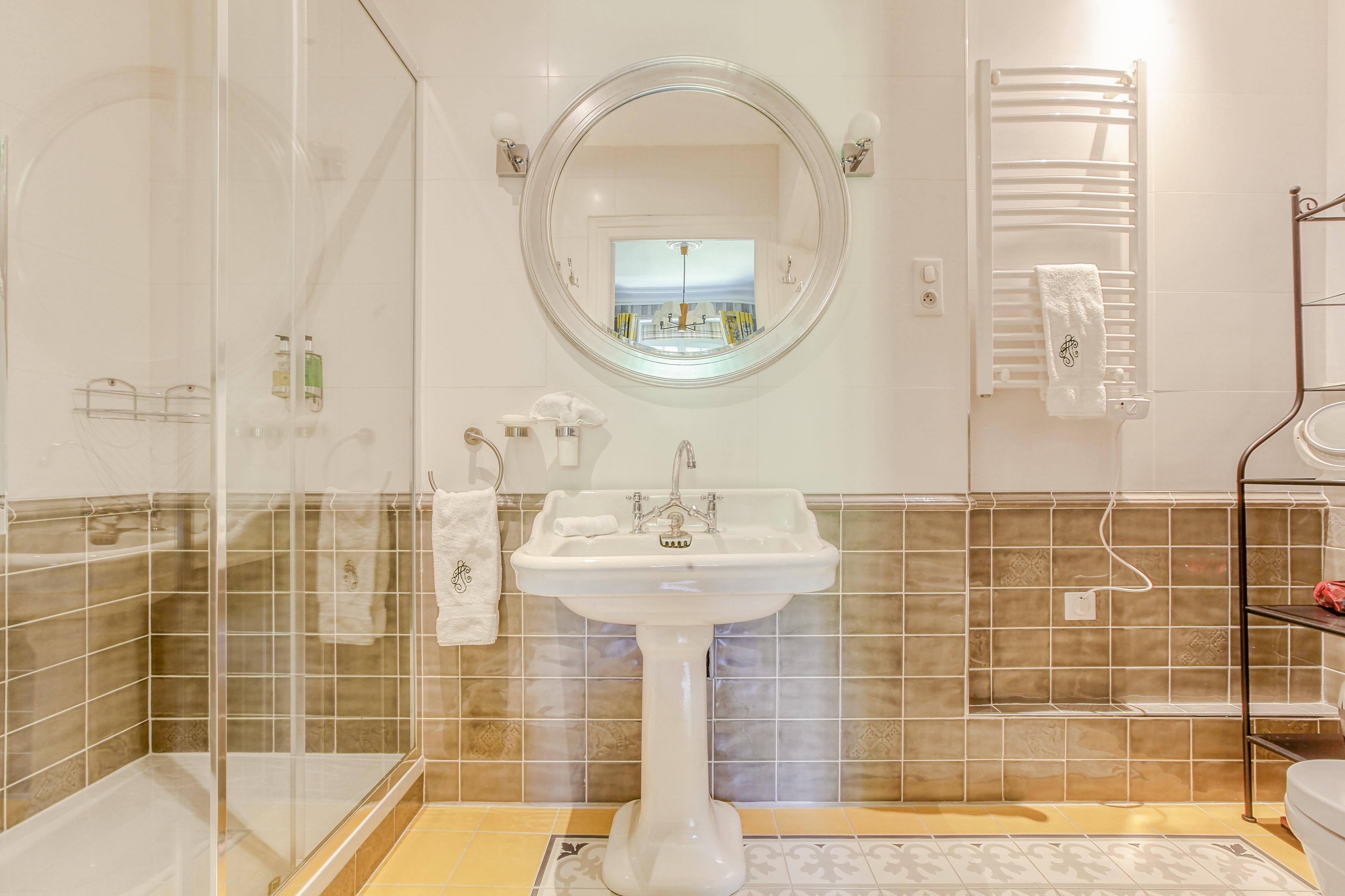 Salle de bain Les Andelys