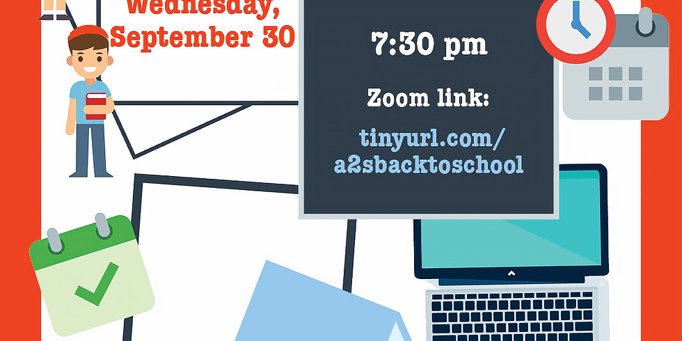 A2s Back to School Night