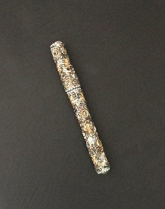 Silver Glitter Pen