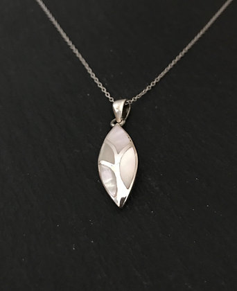 Mother of Pearl Kite Pendant