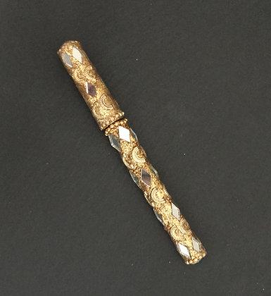 Gold Glitter Pen