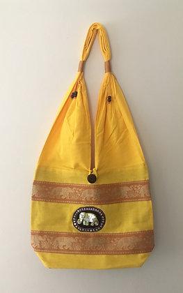 Yellow Elephant Bag