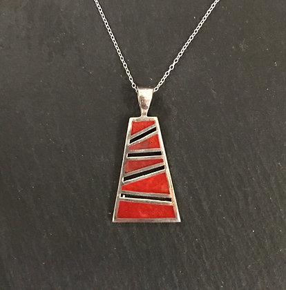 Coral Triangle Pendant