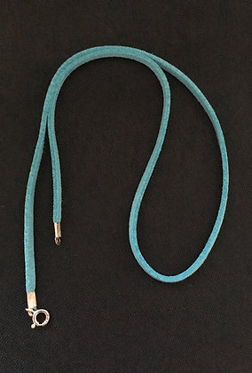 Blue Suede Cord