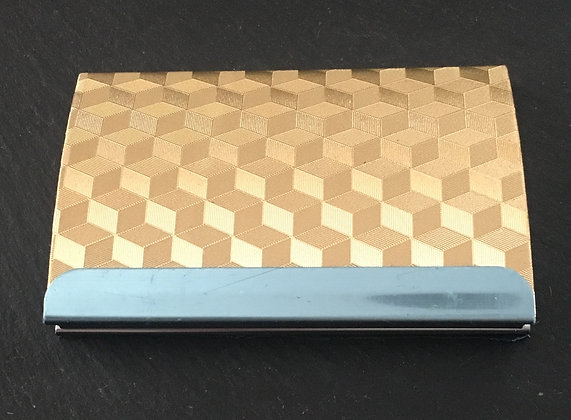 Gold Card Holder