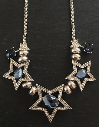 Star Bling Necklace