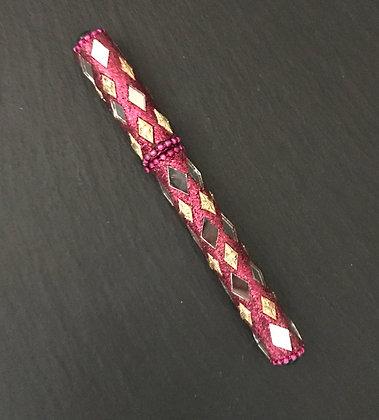 Pink Glitter Pen