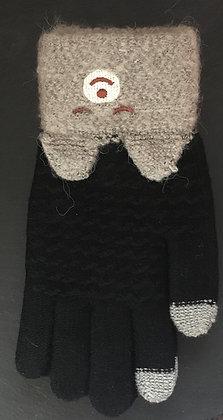Bear Design Gloves