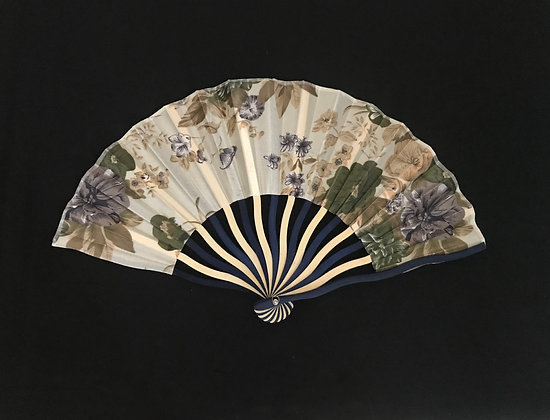 Cream Handheld Fan