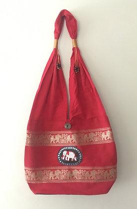 Red Elephant Bag